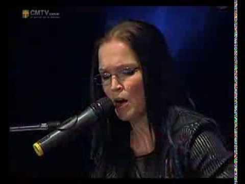 Tarja Turunen video Until my last breath - Estudio CM 17 Sep. 2013