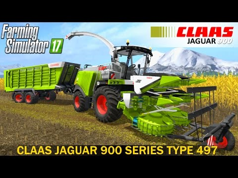 CLAAS JAGUAR 900 SERIES v3.1 FINAL