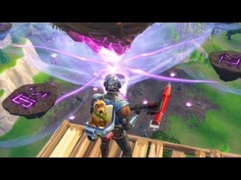 The RUNES Are COLLIDING RIGHT NOW! (Fortnite Island Event)