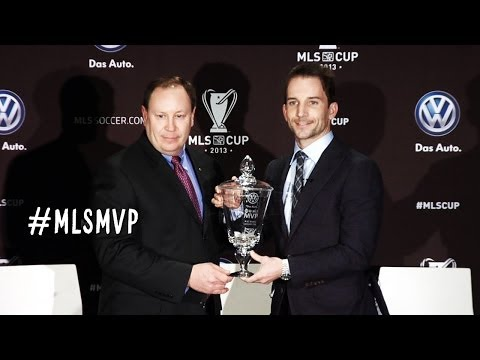 Video: WATCH: Mike Magee reacts to his 2013 Volkswagen MVP Award