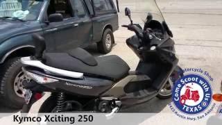 7. Kymco Xciting 250
