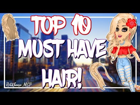 Top 10 Best Hair On MSP!