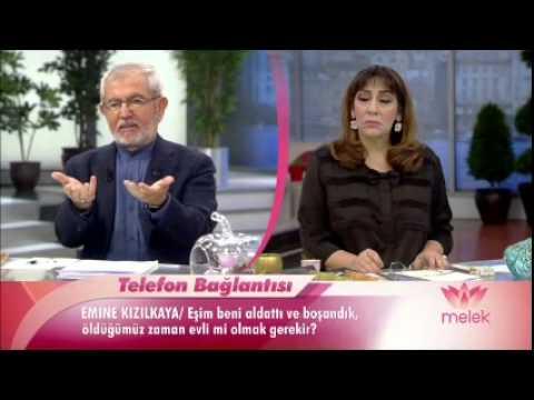 ALİ RIZA DEMİRCAN - STAR TV MELEK PROGRAMI - 25 NİSAN 2014