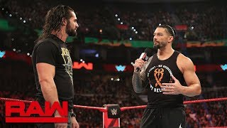 Nonton Roman Reigns wants a Shield reunion: Raw, March 4, 2019 Film Subtitle Indonesia Streaming Movie Download