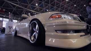 Modifiye Araba  Japon Fuarı izle