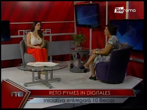 Reto Pymes in Digitales iniciativa entregará 10 becas