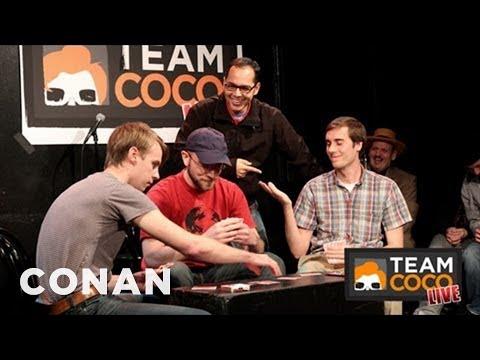 Team Coco Live: The Birthday Boys - CONAN on TBS