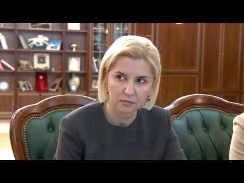 Șeful statului a avut o întrevedere cu bașcanul Găgăuziei și un grup de deputați