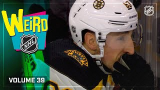 It's Been That Kind of Week | Weird NHL Vol. 39 by NHL