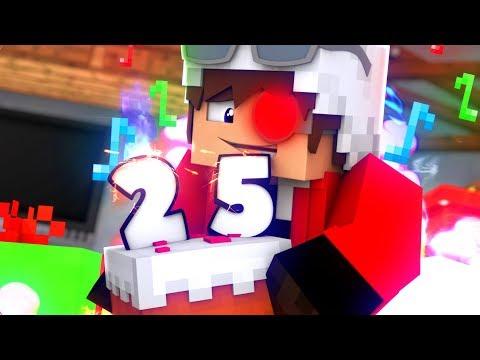 МНЕ 25 ЛЕТ! Я СТАРЕЮ О_О! ПОМОГИТЕ!!!11!1! ДР Minecraft Stream