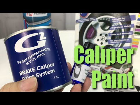 G2 Brake Caliper Paint System Set Review
