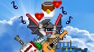 [Starbound Mods] - Mighty Music! Over 1300 Songs+16 Instruments! This mod took my breath away. The amount of effort that has gone into this had to have ...