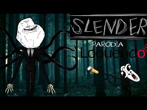 Slender Parodia Loquendo