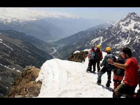Basic Mountaineering Course (BMC) at ABVIMAS Manali (видео)