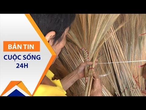 TP.HCM: Lại sắp 'đi tong' một làng nghề truyền thống | VTC1 - Thời lượng: 2 phút, 53 giây.