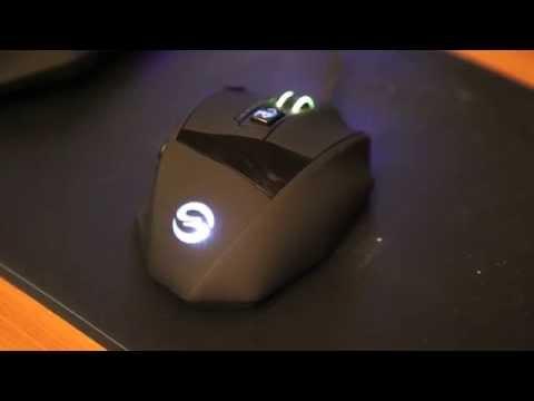 Mmo - Herzlichen Willkommen bei einem neuen Review. In der heutigen Ausgabe geht es um folgenes: Die UtechSmart Venus MMO Gaming Maus ist mit einem 16400DPI Hochpräzision-Lasersensor ausgestattet,...
