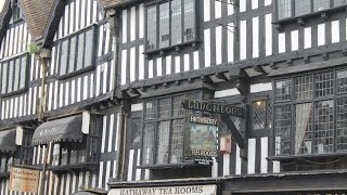 Stratford Upon Avon United Kingdom  city photo : Afternoon Tea at Hathaway Tea Rooms - Stratford-upon-Avon, United Kingdom