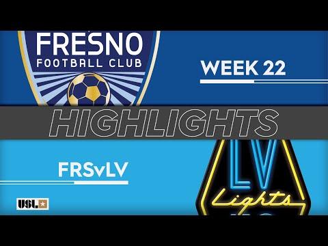 Fresno - Las Vegas Lights 2:1. Видеообзор матча 04.08.2019. Видео голов и опасных моментов игры