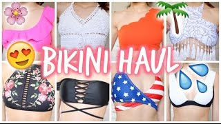 Zaful Bikini and Swimwear Haul! Summer 2017! New swimwear styles, super cheap and good quality! Links to everything below.Zaful: http://www.zaful.com/?lkid=44030Slash Neck See-Through Solid Color Long Sleeve Cover-Up: http://www.zaful.com/slash-neck-see-through-solid-color-cover-up-p_72412.html?lkid=44030Crocheted Spaghetti Straps Bikini Set: http://www.zaful.com/crocheted-spaghetti-straps-bikini-set-p_181964.html?lkid=44030Floral Print High Neck Ladder Bikini: http://www.zaful.com/floral-print-ladder-trim-high-neck-bikini-p_247122.html?lkid=44030Flag Print Wrap Bikini Set: http://www.zaful.com/halter-flag-print-wrap-bikini-set-p_246326.html?lkid=44030Crossover Lace-Up Bikini Set: http://www.zaful.com/lace-up-crossover-bikini-set-p_258960.html?lkid=44030One Shoulder Scalloped Bikini: http://www.zaful.com/wireless-scalloped-one-shoulder-bikini-p_251245.html?lkid=44030One Shoulder Ruffles Bikini: http://www.zaful.com/one-shoulder-ruffles-bikini-p_264759.html?lkid=44030Zaful Instagram: https://www.instagram.com/zaful.beauty/Please subscribe to be updated when I post a video! Love u guys all so much and hope everyone is have a amazing day. Love u chicas!if ur a company, wanting to reach me:claudiacasey972@gmail.com octoly sign up link & get 5 points: https://www.octoly.com/youtubers?yt_ref=hat0mif vlog channel: https://www.youtube.com/channel/UC5U8HKZOmaaAHJTLUGOrc_gInstagram:https://www.instagram.com/claudiacasey972/Twitter: https://mobile.twitter.com/accountWant to review products on Youtube? Sign up for Famebit through my link: https://famebit.com/a/claudiacasey972Camera I use: Canon Rebel T5I