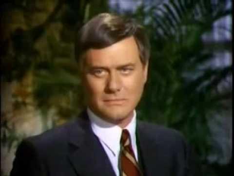 DALLAS Season 5 (1981-82) Clip: (John Ross Sits In Jock's Chair)