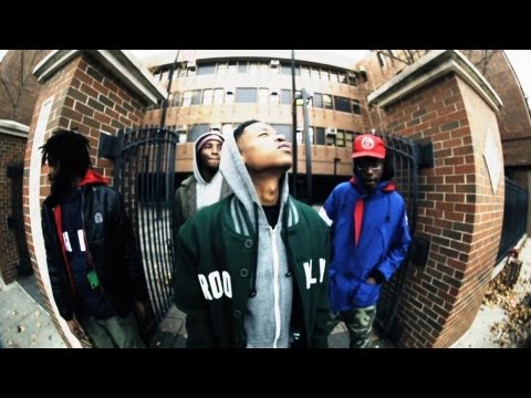 DYME-A-DUZIN & Joey BadA$$ & Capital STEEZ & CJ Fly - Swank Sinatra (2012)
