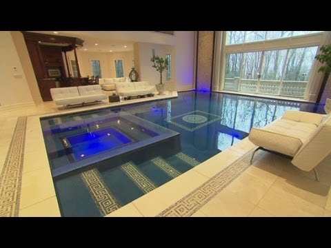 Video Mansion for sale: Swim in your living room download in MP3, 3GP, MP4, WEBM, AVI, FLV January 2017