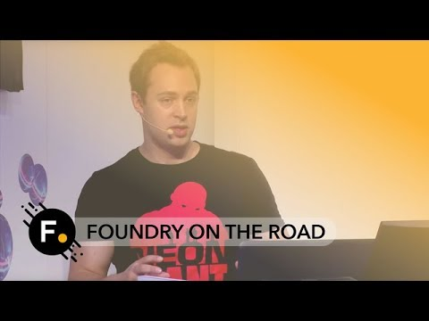 Foundry On The Road | From Production To Concept Art: Tor Frick's Journey With Modo