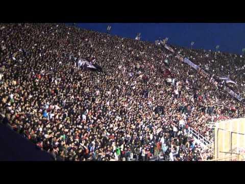 San Lorenzo 2 San Martin SJ 1 Que loca esta la hinchada... Final del partido - La Gloriosa Butteler - San Lorenzo