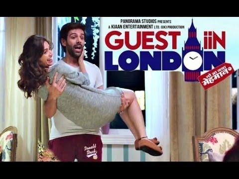 Guest iin London - oficial trailer - Paresh Rawal - comedy movie 2017 - Bollywood Entertainment