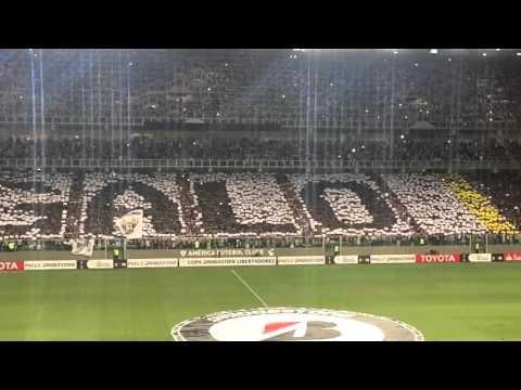 Atlético Mineiro x Del Valle - Torcida alvinegra - Movimento 105 Minutos - Atlético Mineiro