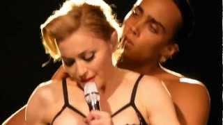 Video Madonna 18 Like A Virgin ( Edit ) MDNA Tour  Live 2012 HD 1080p ( +3D) MP3, 3GP, MP4, WEBM, AVI, FLV Juli 2018
