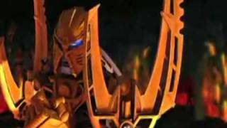 BIONICLE:The Legend Reborn mata nui promo