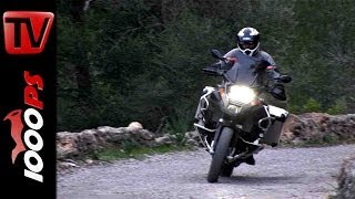 7. BMW R 1200 GS Adventure 2014 Test