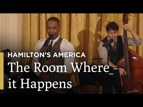 Video The Room Where it Happens: Hamilton's America download in MP3, 3GP, MP4, WEBM, AVI, FLV January 2017