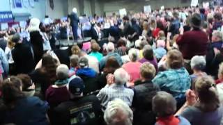 Onalaska (WI) United States  City pictures : part 1 Bernie for President Onalaska Wisconsin March 29, 2016