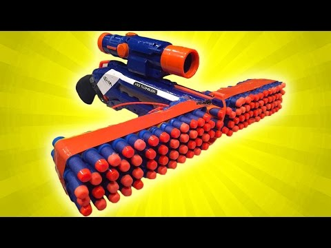 Video TOP 10 NERF GUN MODS! download in MP3, 3GP, MP4, WEBM, AVI, FLV January 2017