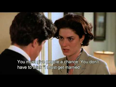 Four Weddings and a Funeral: Sheer Entertainment Value (Subtitled)