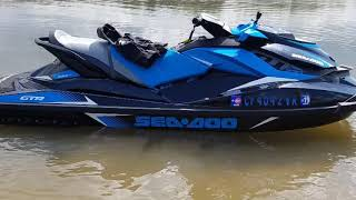 9. 2019 SEADOO GTR 230  2-3 HOUR ON SKI