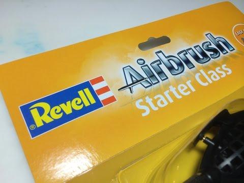 Revell Starter Class Airbrush Set Produktvorstellung