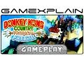 Donkey Kong Country: Tropical Freeze - 4-2 High Tide Ride Gameplay