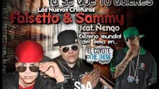 yo se que tu quieres engo flow ft falsetto sammy new reggaeton 2011.mpg