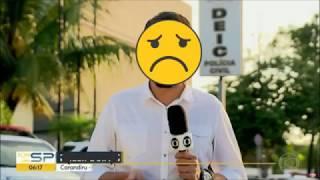 Notícias dos famosos -  Repórter famoso tem a pior notícia da Globo após oito anos