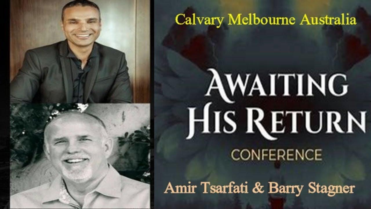 THE ANTICHRIST WITH AMIR TSARFATI