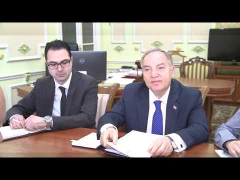 Igor Dodon a avut o întrevedere cu ambasadorul Turciei, Hulusi Kilic