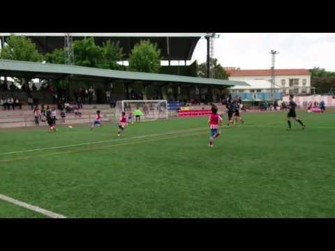 Torneo del mayo Casarrubuelos 2015 , At.Madrid B benjamín