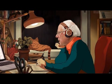 Bernie Sanders 8 1/2 hour Filibuster, but it's Lofi
