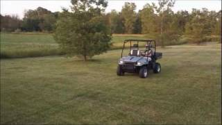 9. Trailsport Motors 2008 Polaris Ranger XP 700 Demonstration