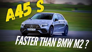 Mercedes AMG A45 S : Magny-Cours Club Lap Time by Motorsport Magazine