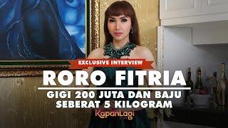 Video Exclusive Interview Roro Fitria - Dress 5 Kilogram MP3, 3GP, MP4, WEBM, AVI, FLV Januari 2018