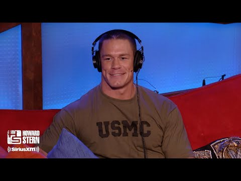 John Cena on His Gym Routine and Why He's OK With Vince McMahon Owning His Name (2006)